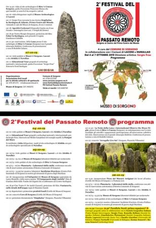 Nurallao al 2° Festival del Passato Remoto di Sorgono